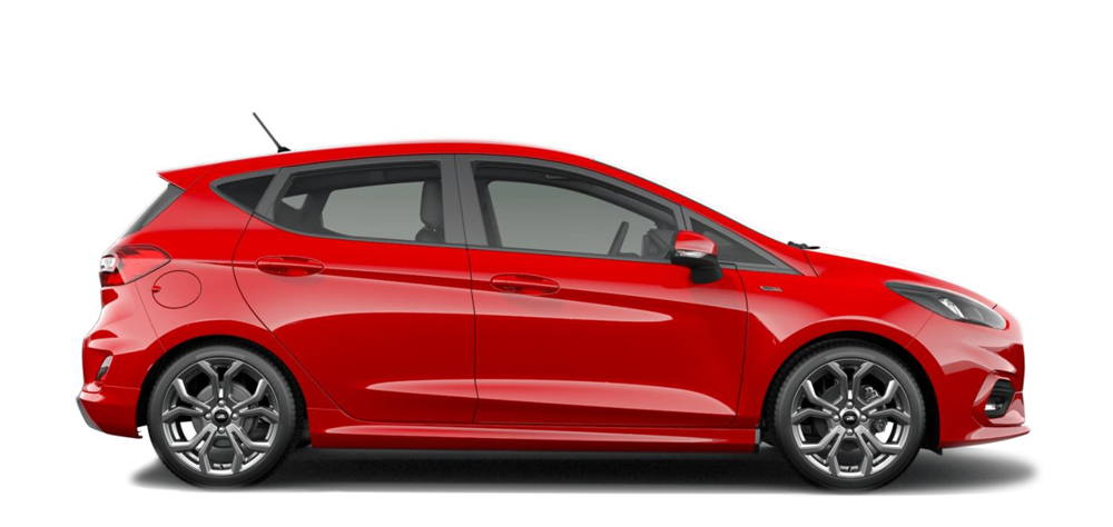 Ford Fiesta Ecoboost Connected