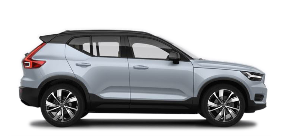 Volvo XC40 P8 Recharge Plus Twin pure electric